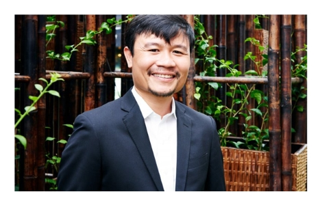 Architect Vo Trong Nghia. Image by Roger D'Souza.