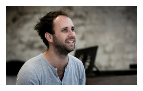 Belvoir artistic director Eamon Flack is committed to developing young artists and writers. CREDIT: BRETT BOARDMAN