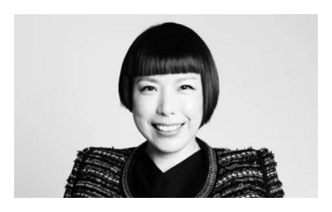 Editor-in-chief of Vogue China, Angelica Cheung.