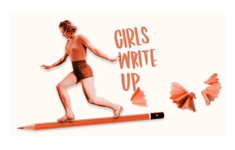 Announcing Girls Write Up!