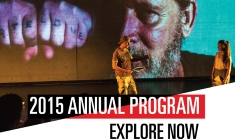 Milk Crate Theatre 2015 Program