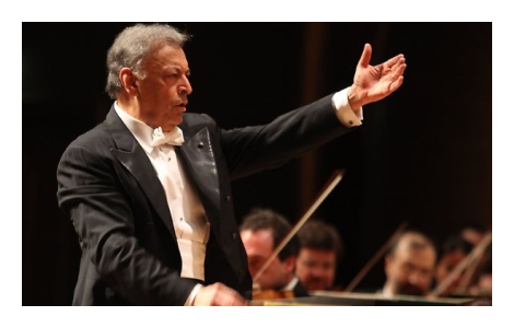 Zubin Mehta conducts the Australian World Orchestra in Melbourne