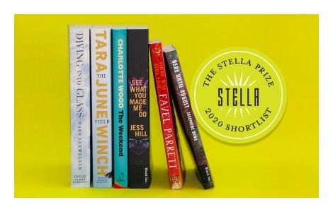 Stella Prize 2020 Shortlist