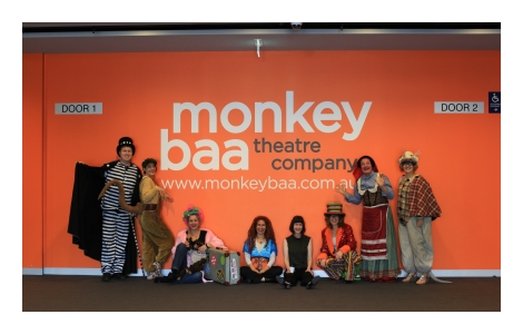 Monkey Baa 2 CompanyPic Nov2013 470x300 V2