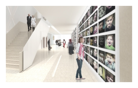 artist impression of ground floor circulation galleries  source hassell V2 470x300