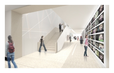 artist impression of ground floor circulation galleries  source hassell  470x300