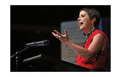 Eve Ensler1 Size A Large with Border
